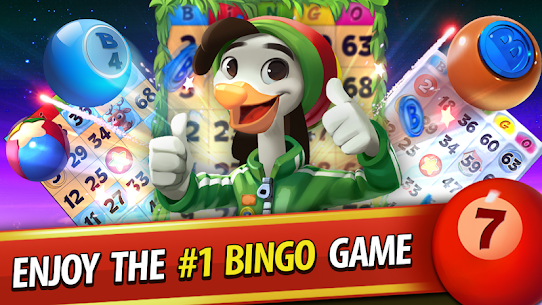 Bingo Drive – Free Bingo Games MOD (Unlimited Money) 1