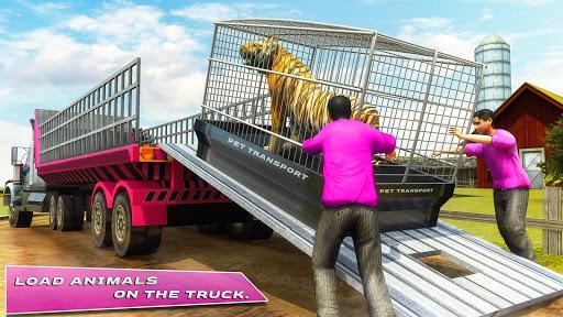 Animal Transport Driving Simulator 1.0 4