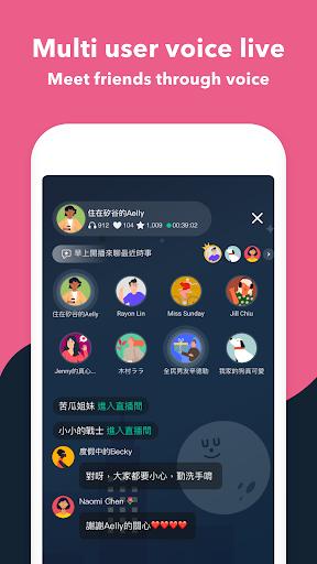 Wave Live - Meet sweet voice android2mod screenshots 1