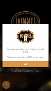 Business Club @ Dommel 18 - náhled
