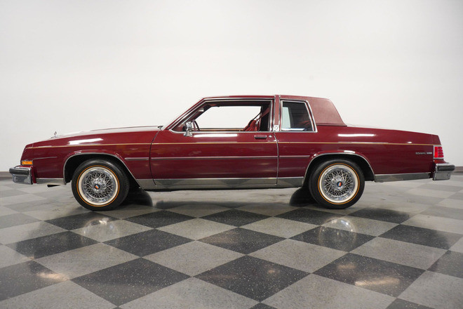 1981 Buick Lesabre Limited Hire NV