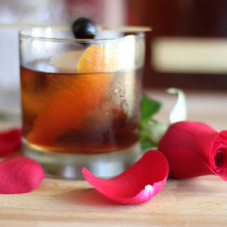 The Chocolate Old Fashioned – A Date Night Cocktail for Two.