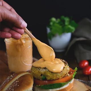 3 Ingredient Killer Vegan Burger Sauce Recipe