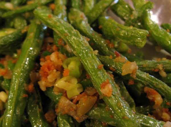 Szechuan Green Beans Recipe