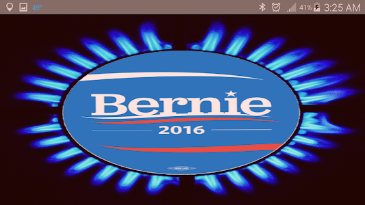 Feel the Bern Torch App screenshot 1