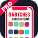 Super Notches - Androidアプリ