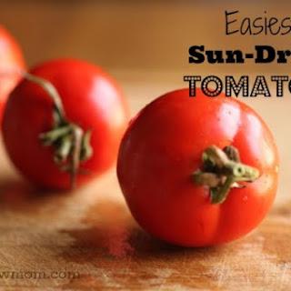 Easiest Homemade Sun-Dried Tomatoes
