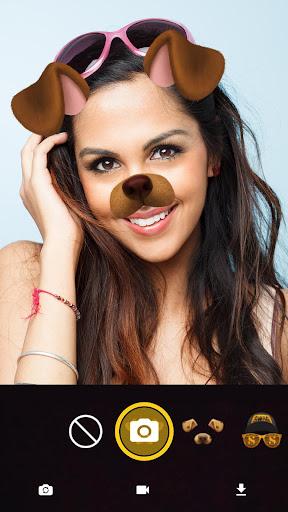Face Live Camera: Photo Filters, Emojis, Stickers screenshot 2
