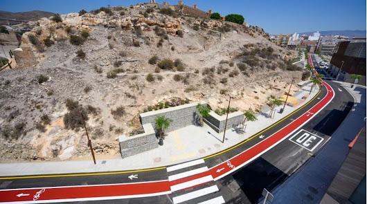 El acceso peatonal a San Cristóbal ya tiene arquitecto