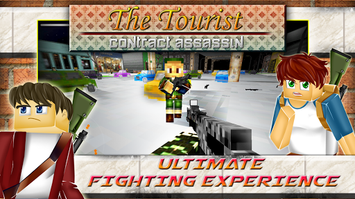 The Tourist Contract Assassin