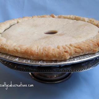 Pie Crust.