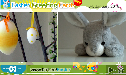 Happy Easter Greeting Cards- screenshot thumbnail