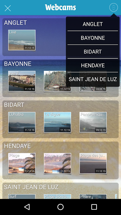 Ma Côte Basque- screenshot