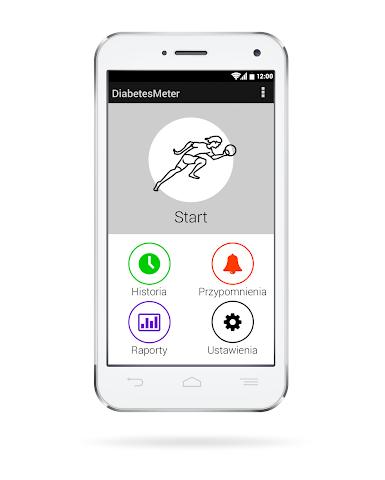 android DiabetesMeter Screenshot 0