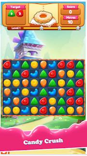 Candy Jelly Blast screenshot 08