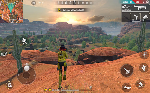 Garena Free Fire: Kalahari screenshot 18