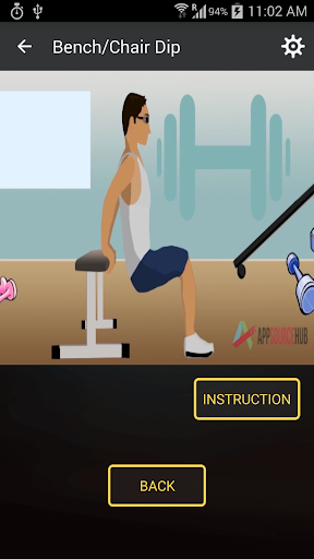 30 Day Fitness Challenges screenshot 12