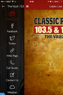 The Vault 103.5- screenshot thumbnail