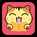 漫畫貓—海量小說漫畫熱門超全電子書在線閱讀 icon