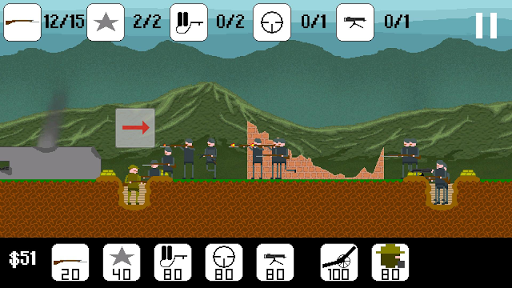 Trench Assault 1.4.2 Screenshots 3