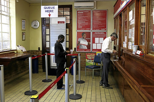 Checks: The South African Social Security Agency has contracted the Council for Scientific and Industrial Research to undertake a due diligence inquiry into the capacity of the South African Post Office to pay social grants Picture: FILE PICTURE