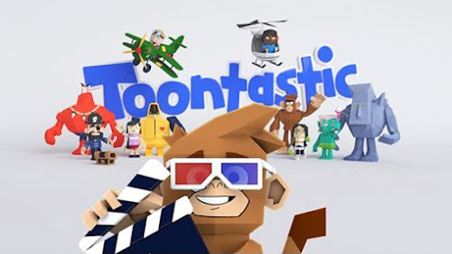 Toontastic 3D: L'app per creare cartoni animati