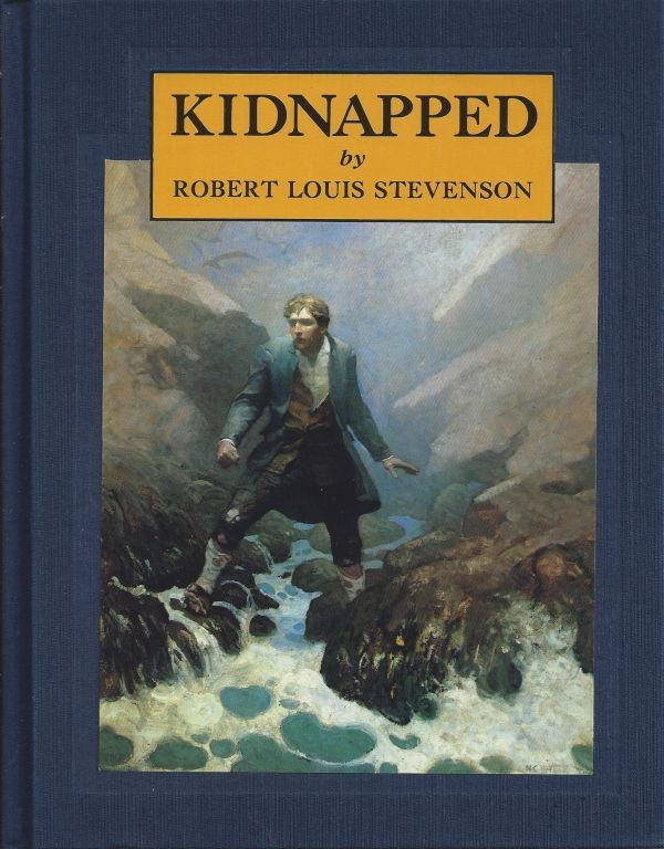Book Review: 'Kidnapped' by Robert Louis Stevenson - Will You Risk Your Freedom For Wealth?