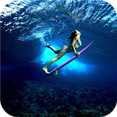 Surfing Extreme Live wallpaper