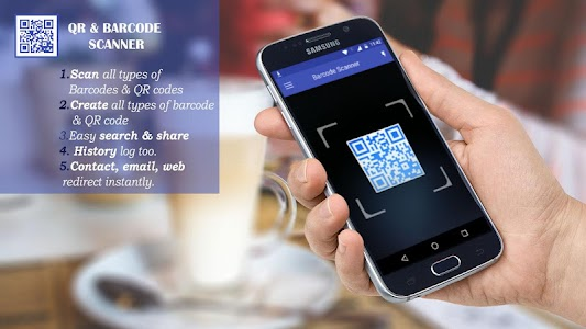 QR & Barcode Scanner screenshot 1