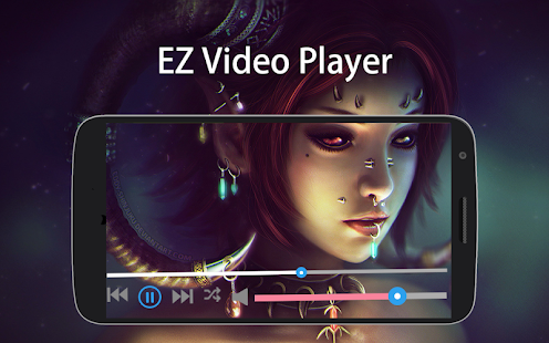 EZ Video Player - náhled