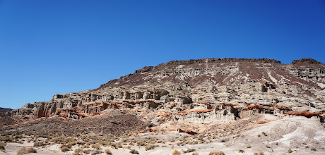 Photo: Red Rock Canyon State Park, Kern County, CA