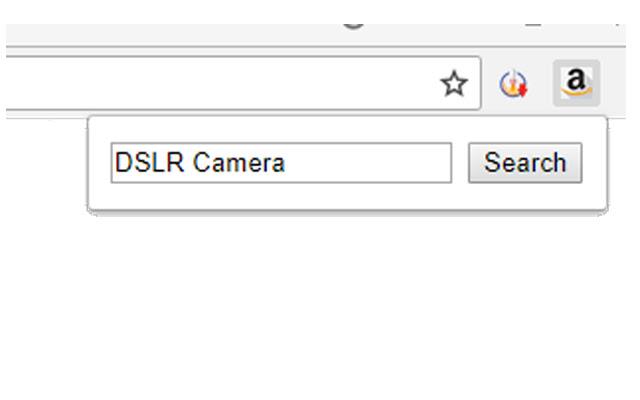 Amazon Simple Search Icon