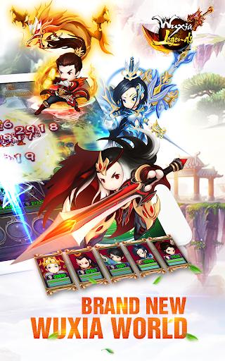 Wuxia Legends - Condor Heroes 1.5.9 screenshots 6