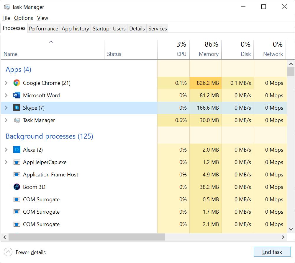 How to reduce laptop temperature