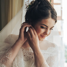 Wedding photographer Darya Kapitanova (kapitanovafoto). Photo of 08.10.2017