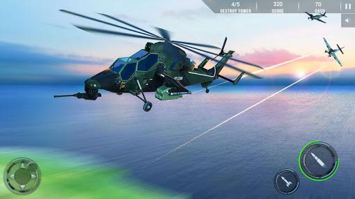 Helicopter Air Gunship : Modern War apktram screenshots 15