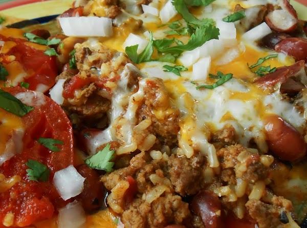 Short Cut Mexican Meal Recipe