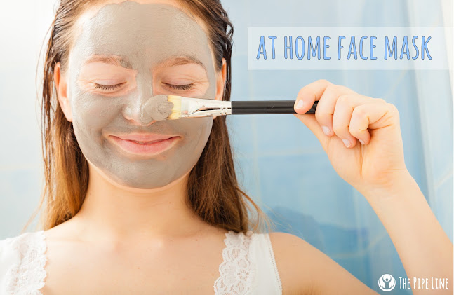 EASY AT HOME FACE MASK!
