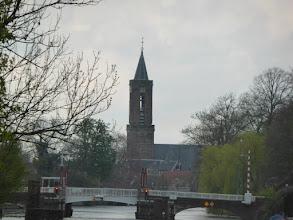Photo: 16 maart 2016 CReO Loosdrecht Zuylen, over de Vecht, brug bij Breukelen