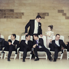 Wedding photographer Natalya Belozerova (MaNaVa). Photo of 07.10.2015