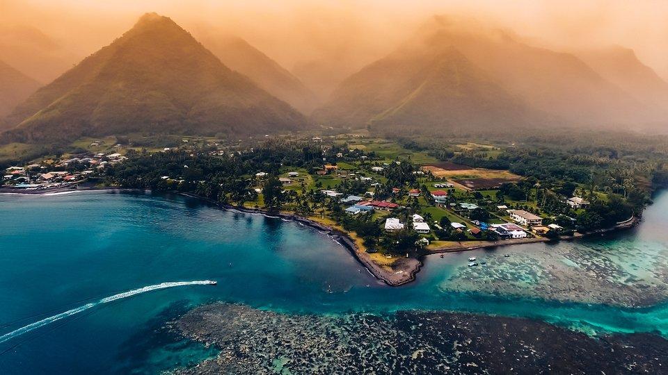 Location: French Polynesia