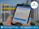 Best Society Management Software by CustomSoft