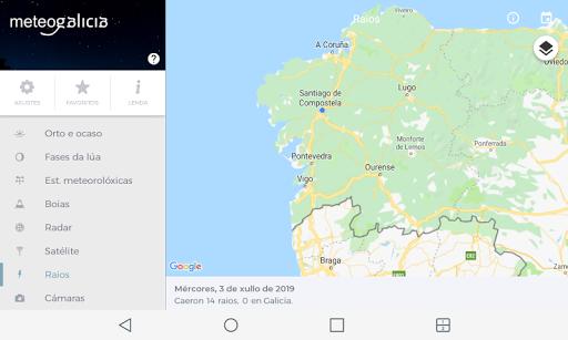 MeteoGalicia 4.2.2 screenshots 17