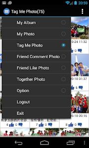 Photo Viewer for Facebook screenshot 0