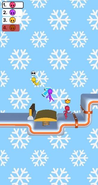 Run Race 3D Android App Screenshot