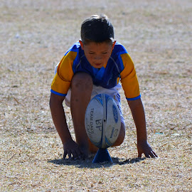 by Melody Pieterse - Sports & Fitness Rugby (  )