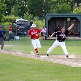 Safe! by Don Cailler - Sports & Fitness Baseball