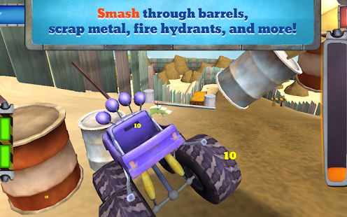 Trucktown: Smash! Crash!- screenshot thumbnail