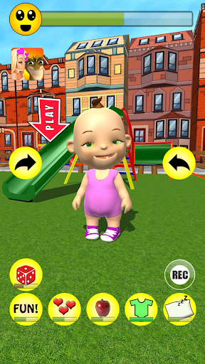 My Baby Babsy - Playground Fun 4.0 screenshots 6