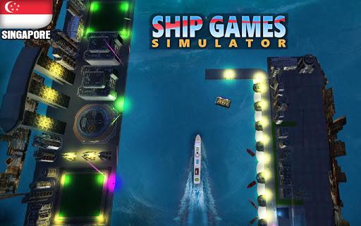 Code Triche Simulateur de jeux de navires bru00e9siliens APK MOD screenshots 6